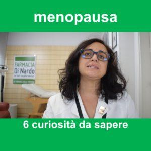 Sei curiosità sulla menopausa