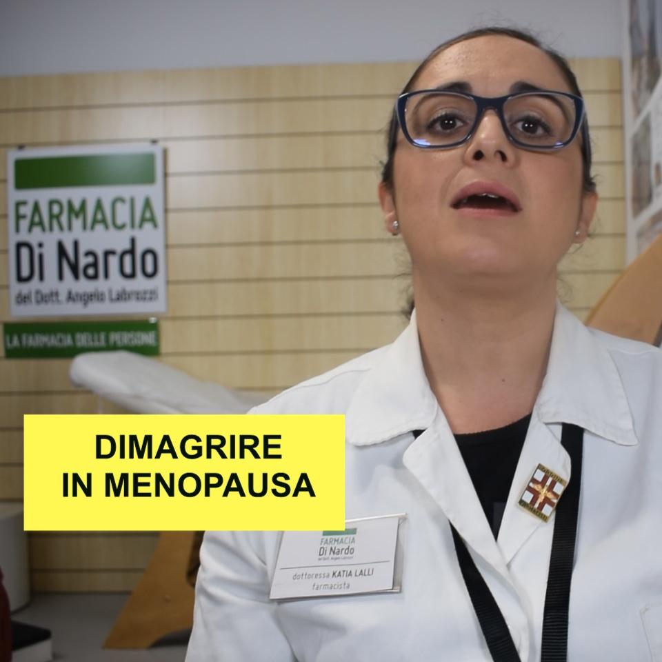 Come riuscire a non prendere peso in menopausa.