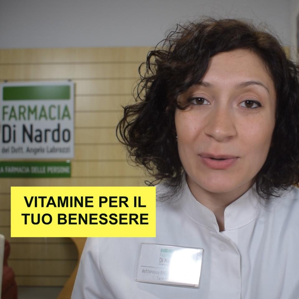 Tre vitamine per perdere peso